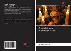 Capa do livro de Great Grimoire of Theurgic Magic