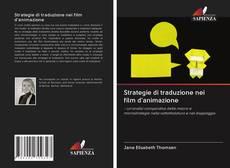 Couverture de Strategie di traduzione nei film d'animazione