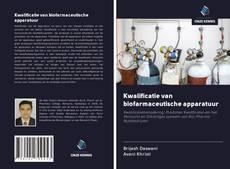 Copertina di Kwalificatie van biofarmaceutische apparatuur