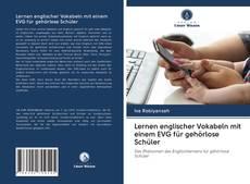 Capa do livro de Lernen englischer Vokabeln mit einem EVG für gehörlose Schüler