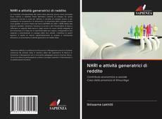 Обложка NHRI e attività generatrici di reddito