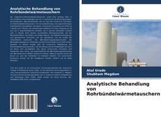 Capa do livro de Analytische Behandlung von Rohrbündelwärmetauschern