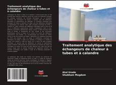 Capa do livro de Traitement analytique des échangeurs de chaleur à tubes et à calandre