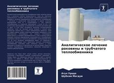 Buchcover von Аналитическое лечение раковины и трубчатого теплообменника