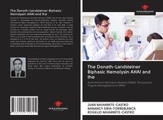 Capa do livro de The Donath-Landsteiner Biphasic Hemolysin AHAI and the