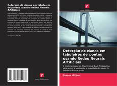 Capa do livro de Detecção de danos em tabuleiros de pontes usando Redes Neurais Artificiais