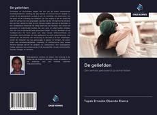 Buchcover von De geliefden