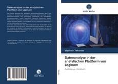 Capa do livro de Datenanalyse in der analytischen Plattform von Loginom
