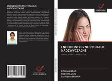 Bookcover of ENDODONTYCZNE SYTUACJE NADZWYCZAJNE
