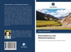Обложка Kolonialismus und Neokolonialismus