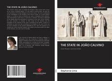 Capa do livro de THE STATE IN JOÃO CALVINO