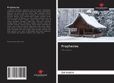Capa do livro de Prophecies