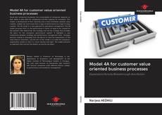 Capa do livro de Model 4A for customer value oriented business processes
