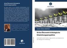 Bookcover of Grüne Ökonomie & ökologische Entwicklungsperspektive