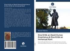 Обложка Eine Kritik an David Humes Empirismus & Eine Kritik an Immanuel Kant