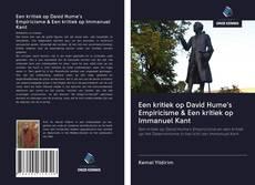 Обложка Een kritiek op David Hume's Empiricisme & Een kritiek op Immanuel Kant