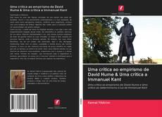 Обложка Uma crítica ao empirismo de David Hume & Uma crítica a Immanuel Kant