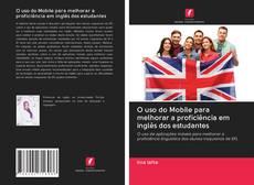Capa do livro de O uso do Mobile para melhorar a proficiência em inglês dos estudantes