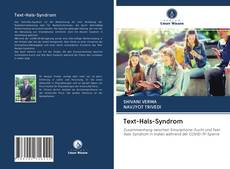 Bookcover of Text-Hals-Syndrom