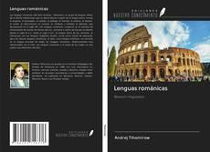 Portada del libro de Lenguas románicas