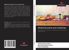 Bookcover of Medicinal plants and medicines