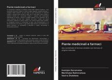 Piante medicinali e farmaci kitap kapağı