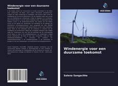 Обложка Windenergie voor een duurzame toekomst