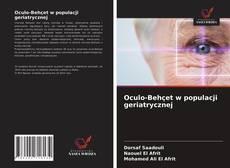 Обложка Oculo-Behçet w populacji geriatrycznej