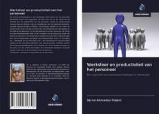 Copertina di Werksfeer en productiviteit van het personeel