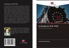 Borítókép a  La Russie en 1916-1920 - hoz