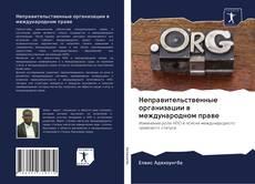Неправительственные организации в международном праве kitap kapağı