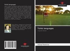 Capa do livro de Türkic languages