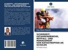 Bookcover of SICHERHEIT, GEFAHRENABWEHR, NOTFALL- UND MANAGEMENT VON KATASTROPHEN AN SCHULEN