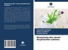 Обложка Bewertung des neuen bizyklischen Laktons
