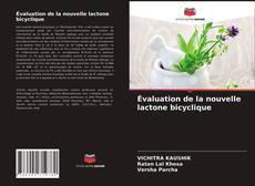 Обложка Évaluation de la nouvelle lactone bicyclique