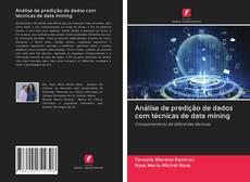 Bookcover of Análise de predição de dados com técnicas de data mining