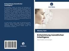 Capa do livro de Entwicklung künstlicher Intelligenz