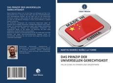 Bookcover of DAS PRINZIP DER UNIVERSELLEN GERECHTIGKEIT