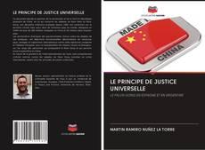 Portada del libro de LE PRINCIPE DE JUSTICE UNIVERSELLE