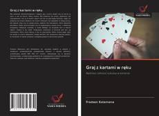 Обложка Graj z kartami w ręku