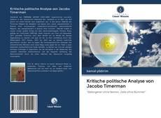 Kritische politische Analyse von Jacobo Timerman的封面