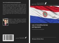 Las 6 Constituciones paraguayas kitap kapağı