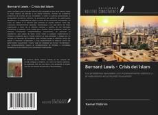 Bookcover of Bernard Lewis - Crisis del Islam