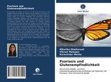 Buchcover von Psoriasis und Glutenempfindlichkeit