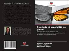 Psoriasis et sensibilité au gluten kitap kapağı