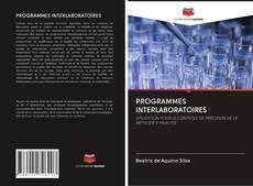 Copertina di PROGRAMMES INTERLABORATOIRES