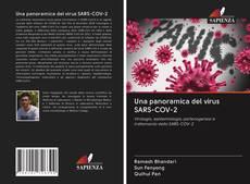 Una panoramica del virus SARS-COV-2 kitap kapağı
