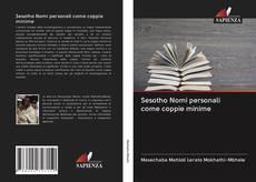 Sesotho Nomi personali come coppie minime的封面