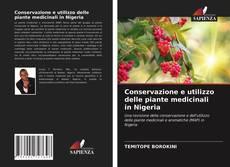 Copertina di Conservazione e utilizzo delle piante medicinali in Nigeria