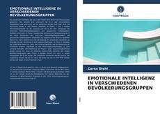 Capa do livro de EMOTIONALE INTELLIGENZ IN VERSCHIEDENEN BEVÖLKERUNGSGRUPPEN